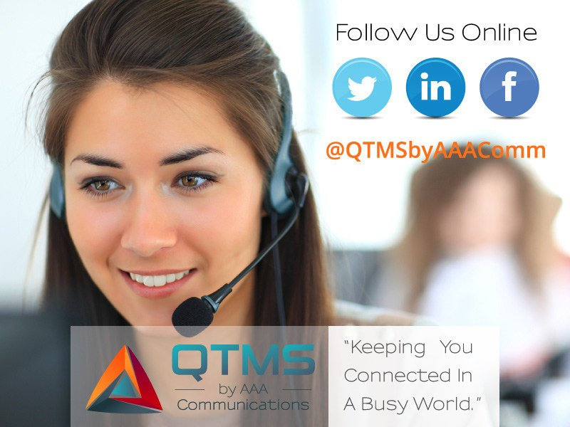 QTMS by AAA Communications Launches New Social Media Accounts Image